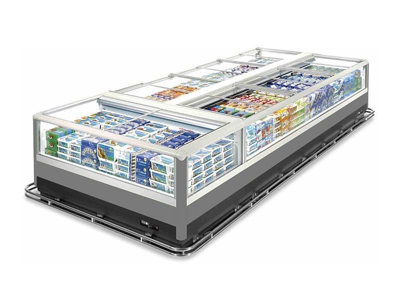 Galaxie Cosmos - Réfrigération magasin et GMS
