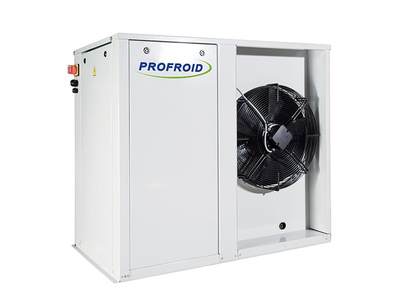 Réfrigération industrielle - PROFROID