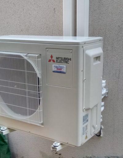 Installation climatisation en 54 55 57
