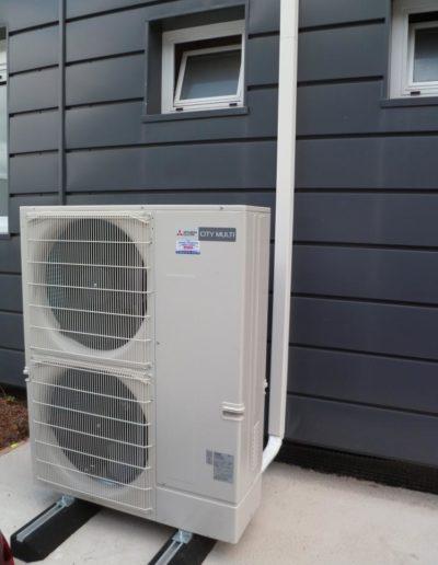 Pose climatisation ETF - Installateur agréé Mitsubishi