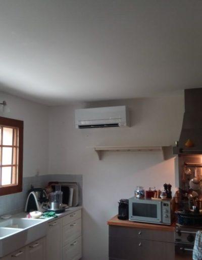 Pose climatisation - Installateur agréé Mitsubishi