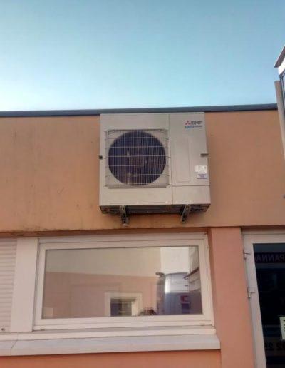 Climatisation professionnelle - Installateur agréé Mitsubishi