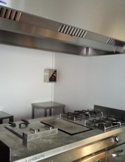 Cuisine professionnelle à Cosnes-et-Romain