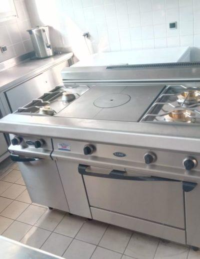 Cuisine professionnelle à Haucourt St Charles