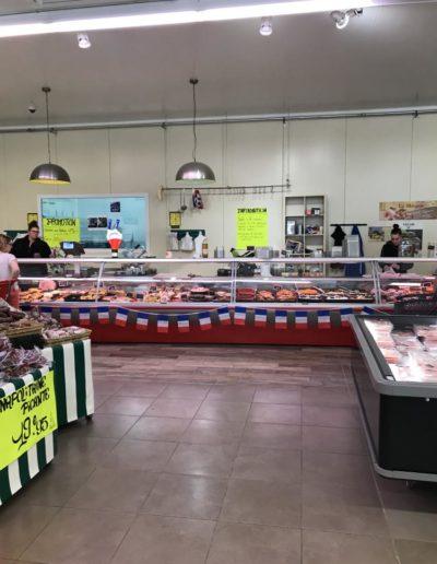 Installation matériel de réfrigération magasin primeurs