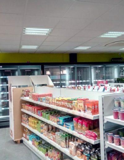 Installation matériel de réfrigération à Petit Musson