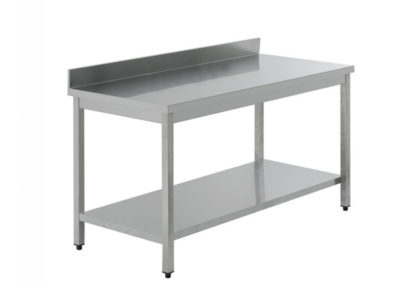 Table en inox